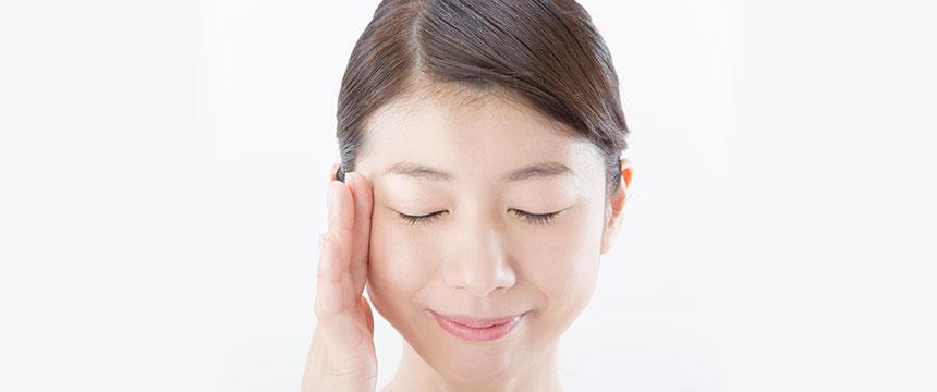 眼瞼下垂と偏頭痛